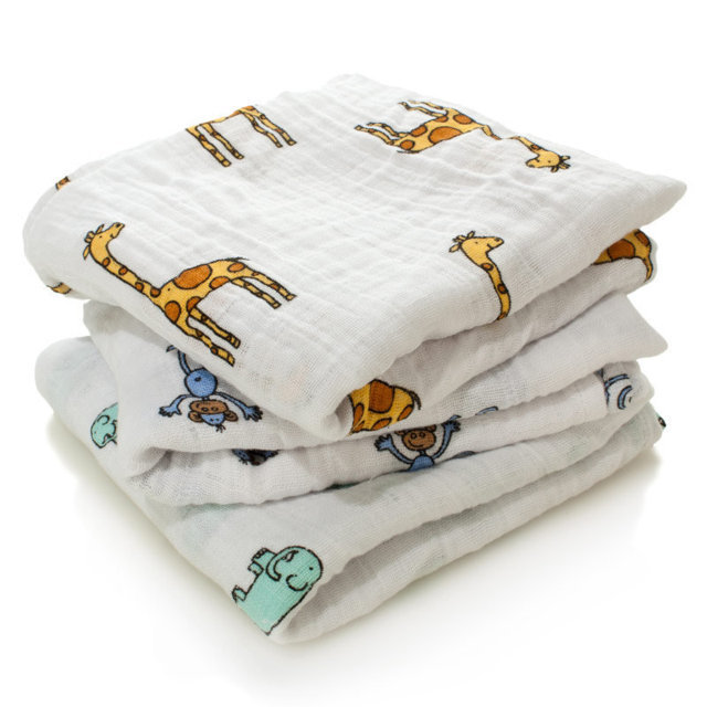 Muslins – how to keep them in good condition