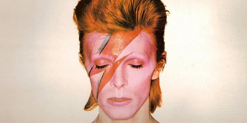 Thank you, David Bowie