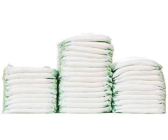 Comparing the cost of nappies