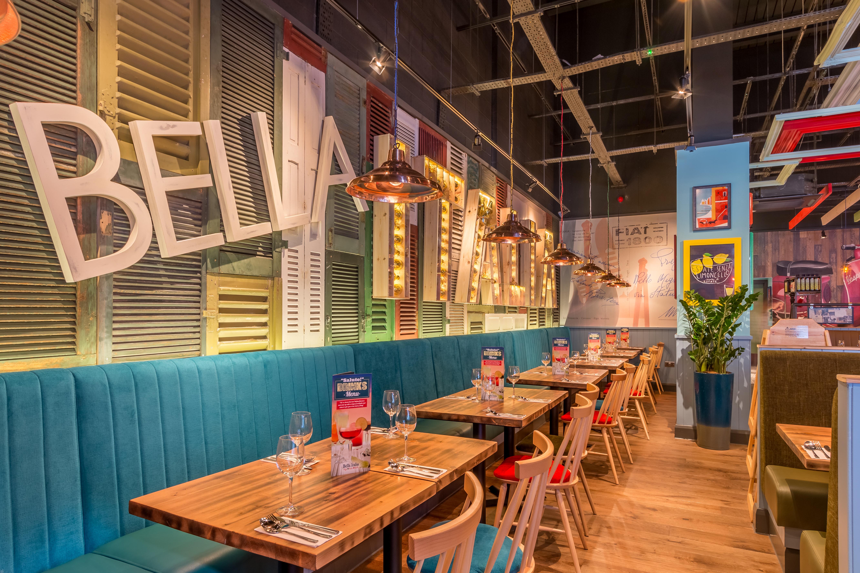 Restaurant Review | Bella Italia