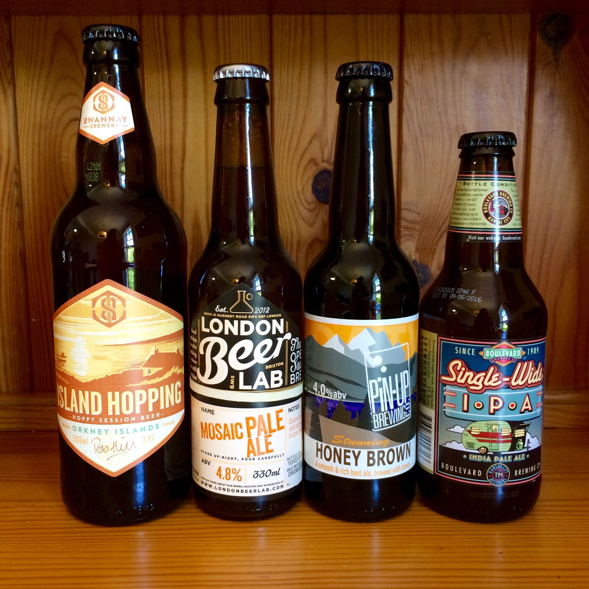 Flavourly | get 10 craft beers for £10!