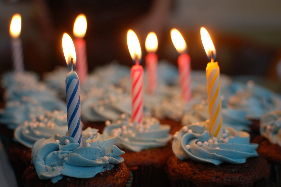 Celebrate your birthday with some birthday freebies