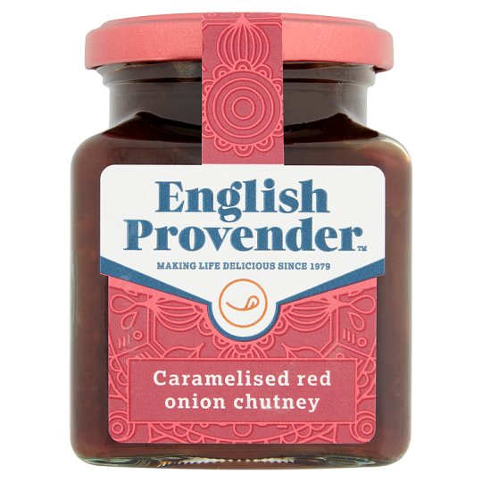 Competition | English Provender chutneys and pickles