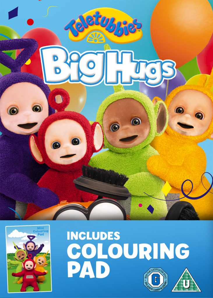 Teletubbies: Big Hugs DVD