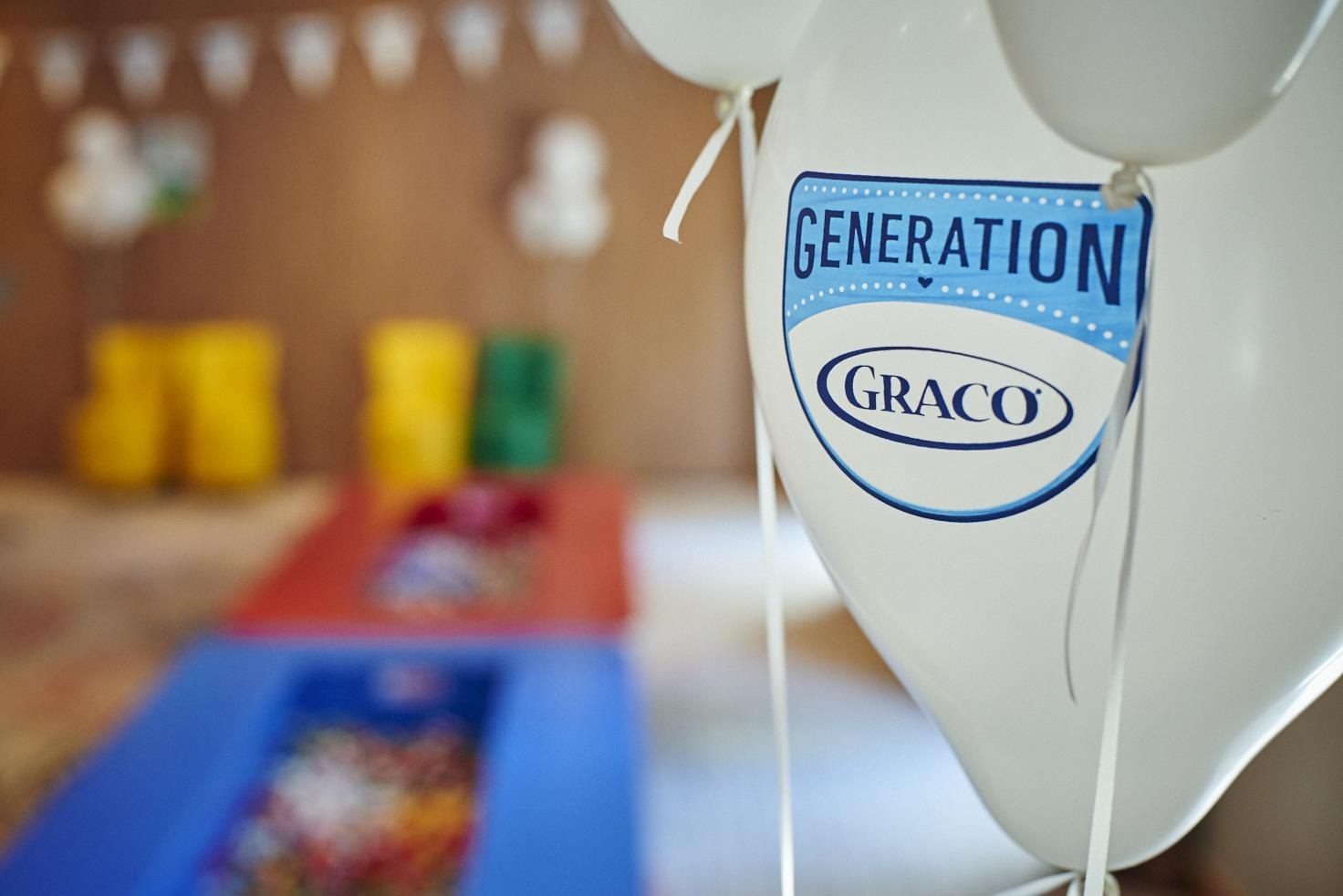 Generation Graco Launch