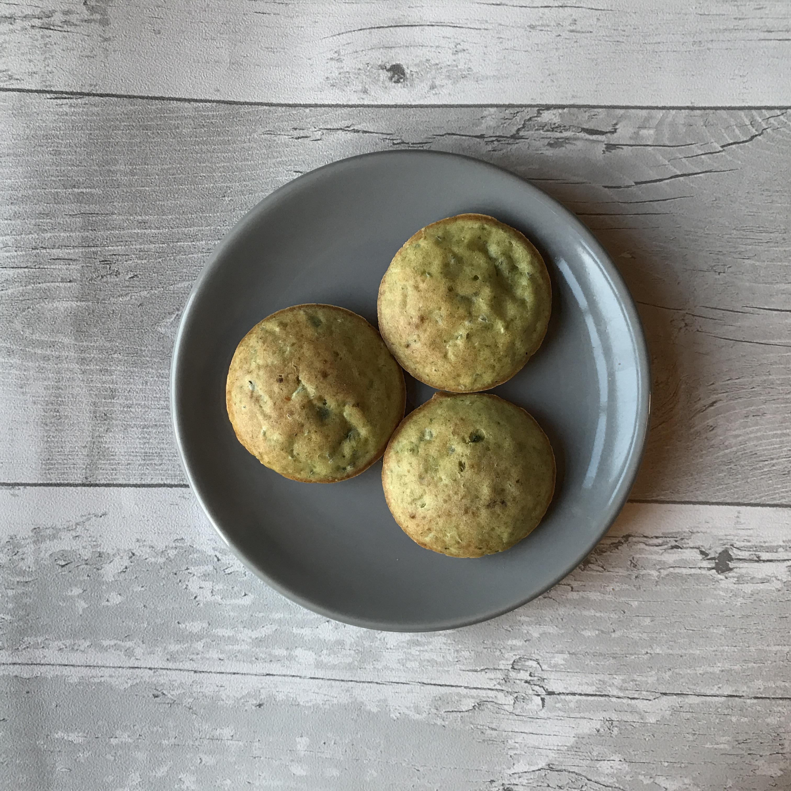 Recipe | Pea Cakes