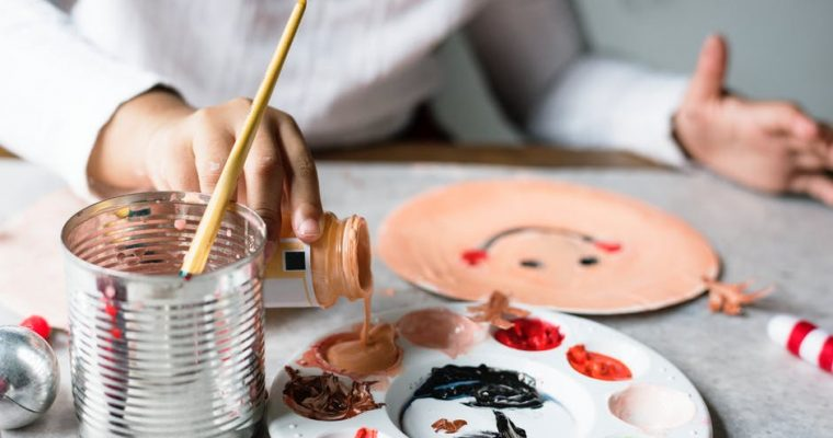New Ways To Display Your Kid's Endless Stream Of Art