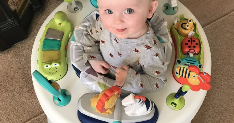 Fisher-Price Sit to Stand Activity Centre