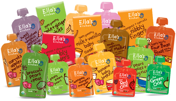 Join TopCashback and get a Free Multipack of Ella's Kitchen