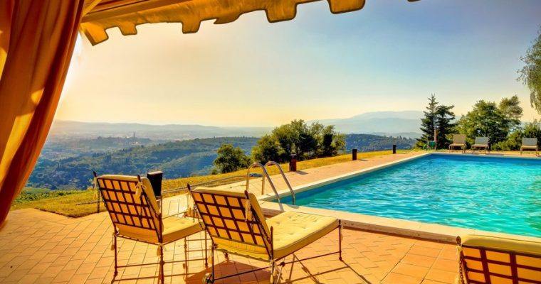 The Tuscan dream; my dream villa with perfect guests