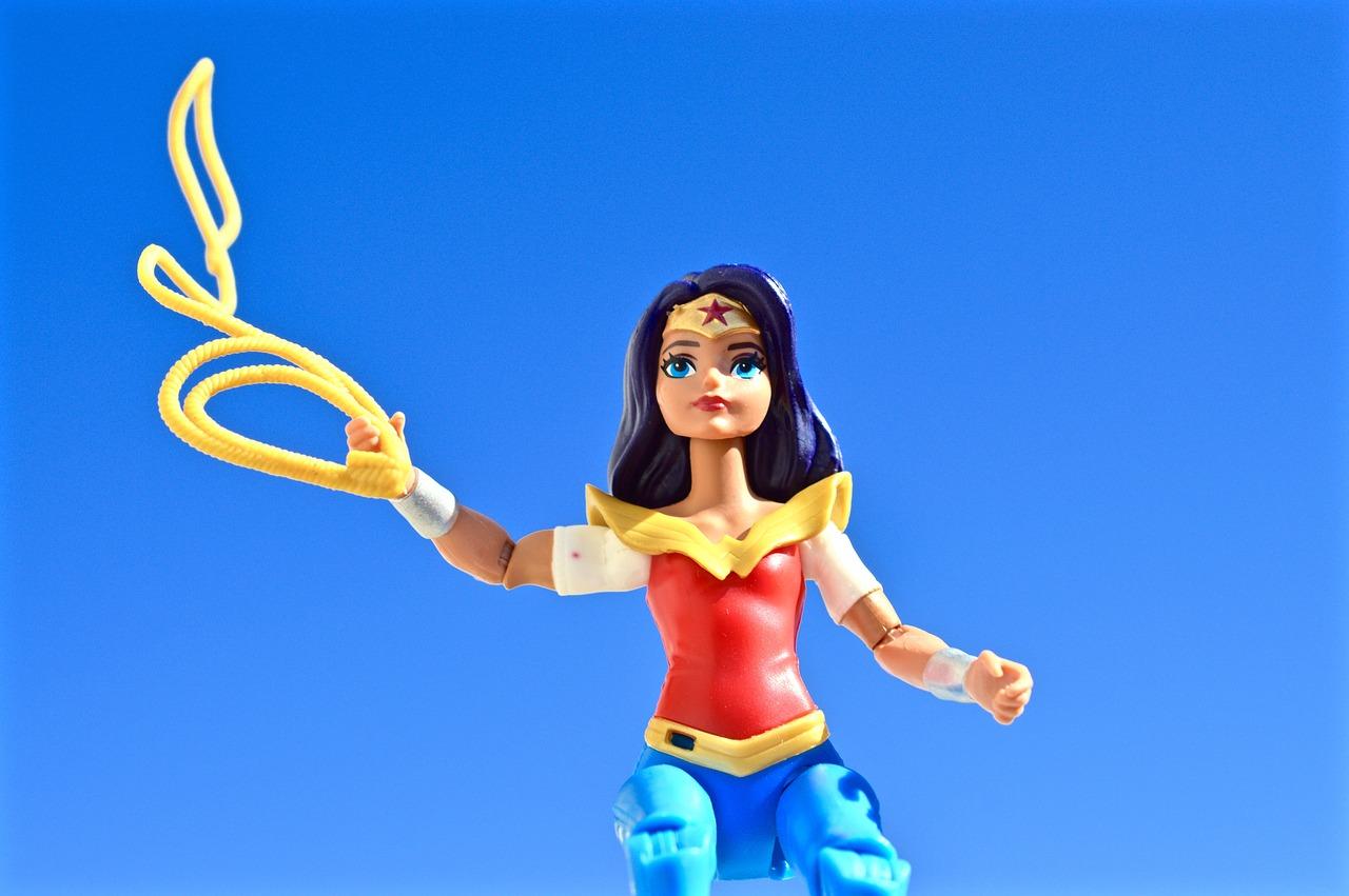 Post Pregnancy Superheroes!