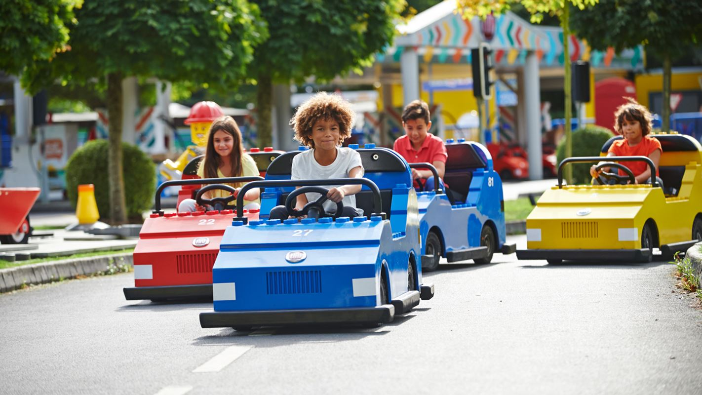 Get free entry to LEGOLAND Windsor