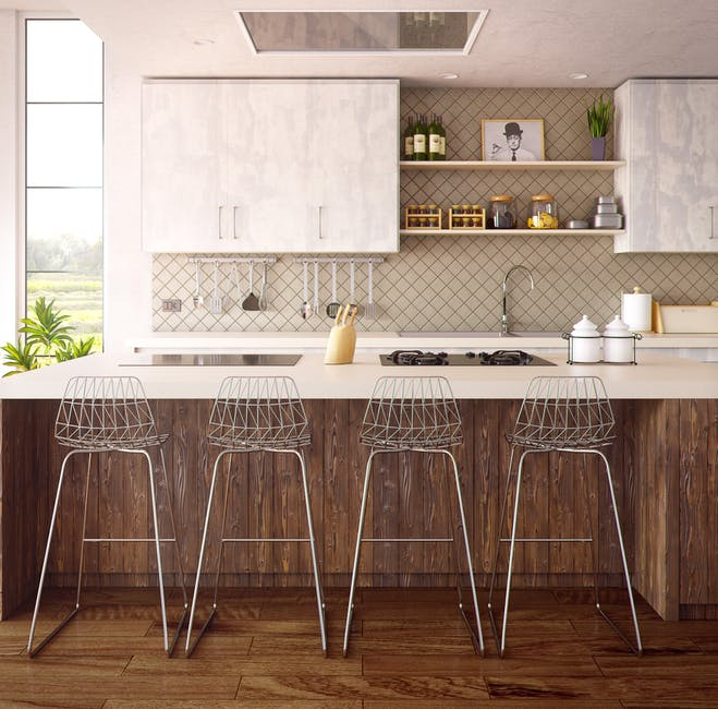 Turn Your Kitchen From Catastrophic to Chic- Without Breaking The Bank!