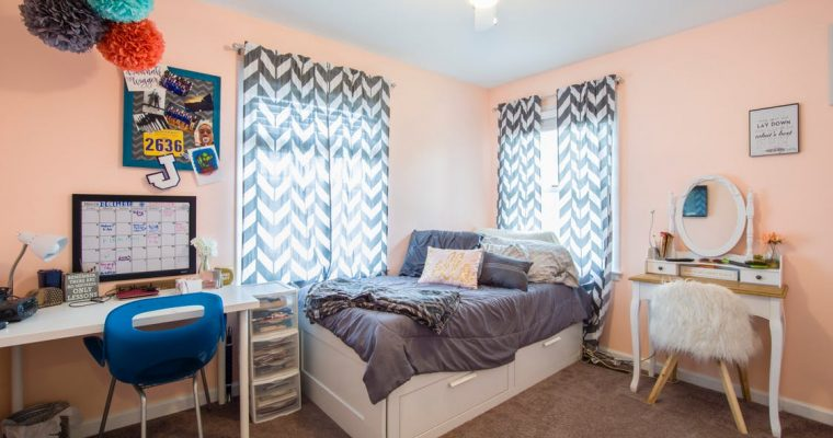 Avoiding The 'Teen Bedroom Syndrome' In Your House