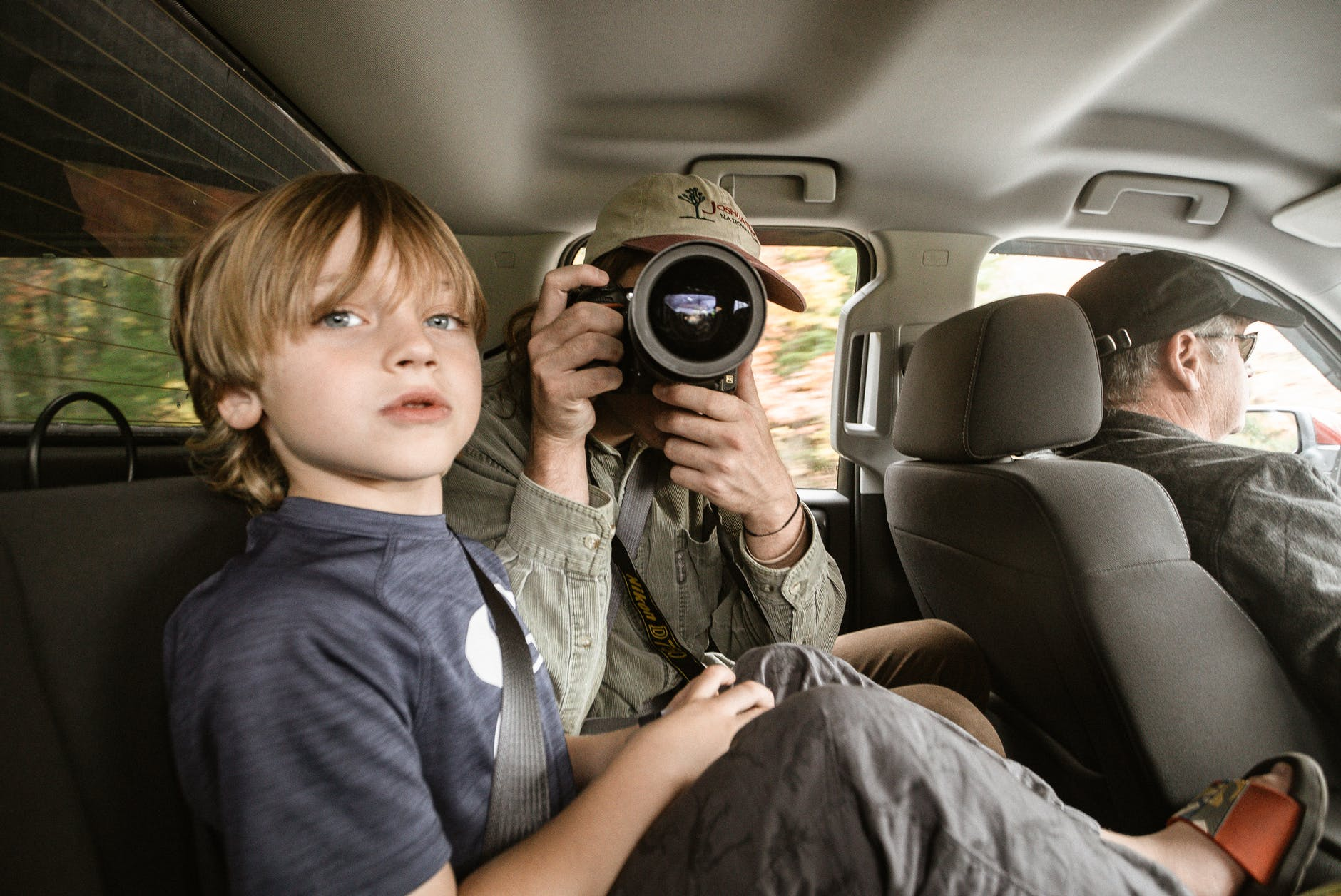 Keeping Your Family Safe Whilst Out On The Road